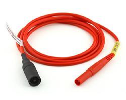 Cordon de mesure MC3 Mâle Rouge Multi-Contact PV-AMLS3/150