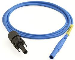 Cordon de mesure MC4 Femelle Bleu Multi-Contact PV-AMLB4/150