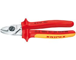 Coupe-câble solaire Knipex 95 16 165