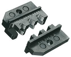 Matrices de sertissage SOLARLOK (Tyco) Knipex 97 49 68