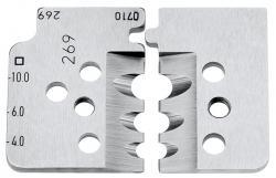 Lames pour pince à dénuder 4/6/10 mm² Multi-Contact PV-M-AZM-410