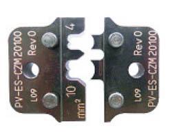Matrices de sertissage MC4 (4/10 mm²) Multi-Contact PV-ES-CZM-20100